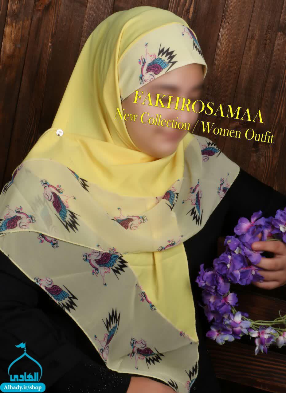 روسری سلما دخترانه